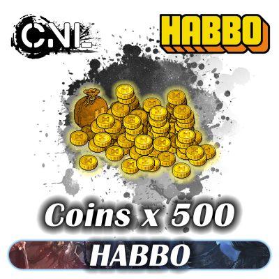 Habbo – 500 Coin