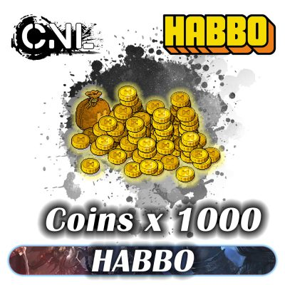Habbo – 1000 Coins