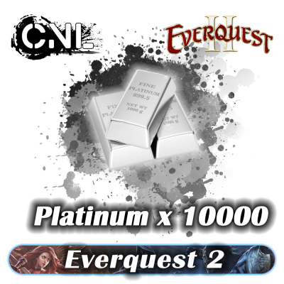 Everquest 2 Platinum – All Server 10.000K