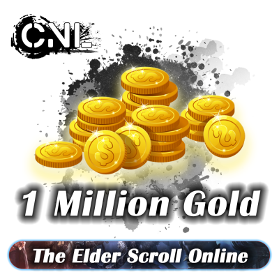 The Elder Scroll Online PC – Pack of 1 million Gold
