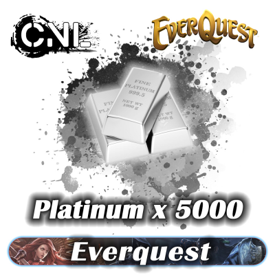 Everquest Platinum x5000
