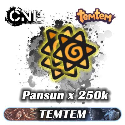 Temtem Pansun – 250K (PC Platform)