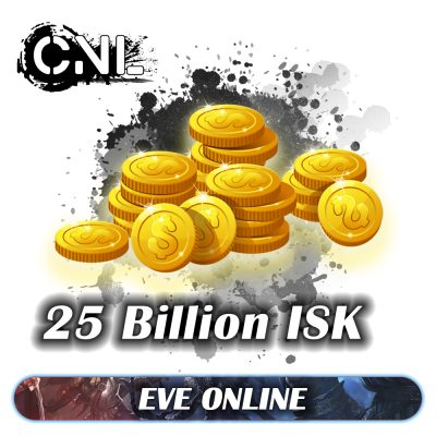 EVE ONLINE – Pack 25 Billion ISK