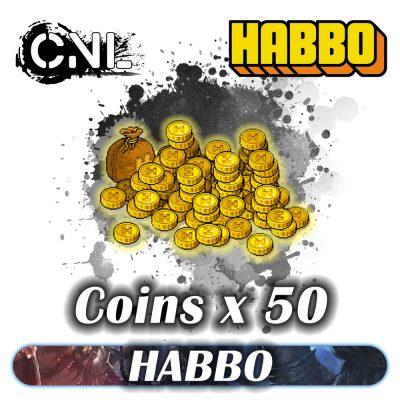 Habbo – 50 Coins
