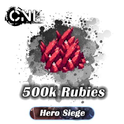 Hero Siege Softcore – 500K Rubies