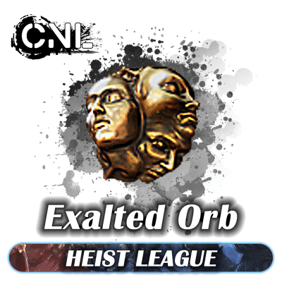 (PC) Exalted Orb – Heist Softcore
