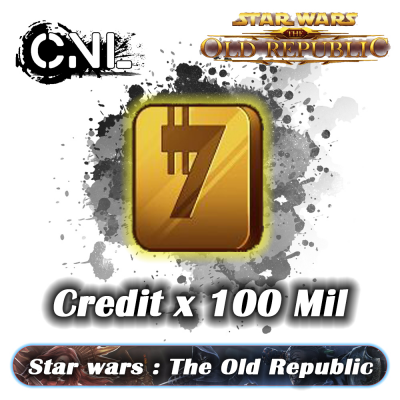 Star Wars: The Old Republic Credits – 100Mil (All Server)