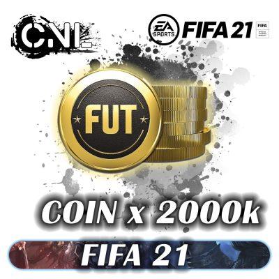 FIFA 21 – 2000K Coin (PC Platform)