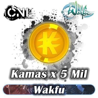 Wakfu Kamas Pandora – 5Mil