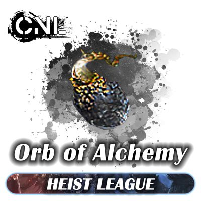 Orb of Alchemy x100