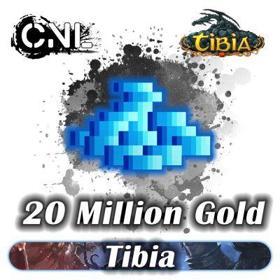 Tibia Gold – 20Mil (All Server)