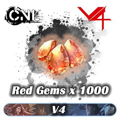 The Viten Highlands (V4) Red Gems – x1000 (All Server)