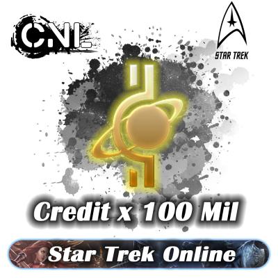 Star Trek Online Credit – 100Mil