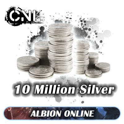Albion Silver – 10 Million Package
