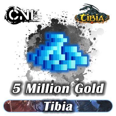 Tibia Gold – 5Mil (All Server)