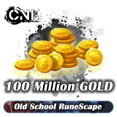 OSRS 100 million gold