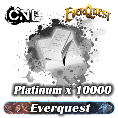 Everquest Platinum x10000