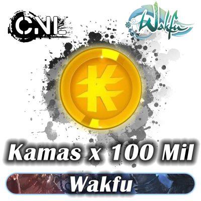 Wakfu Kamas Rubilax – 100Mil