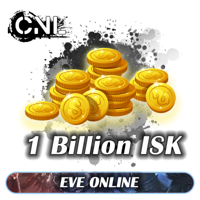 EVE ONLINE – Pack 1 Billion ISK