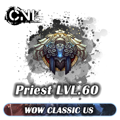 ⭐Level 60 PVP-Sever ⭐ Female Troll Priest⭐Biggleworth Horde ⭐Transferable⭐ Rare Mount (60% spd) ⭐