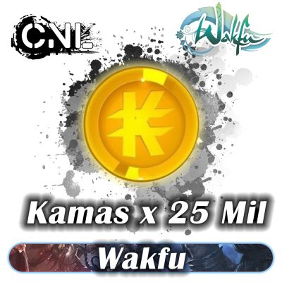 Wakfu Kamas Pandora – 25Mil