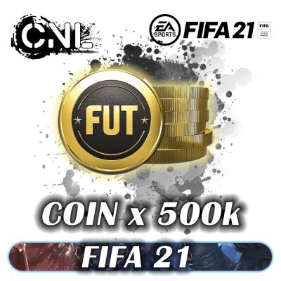 FIFA 21 – 500K Coin (PC Platform)