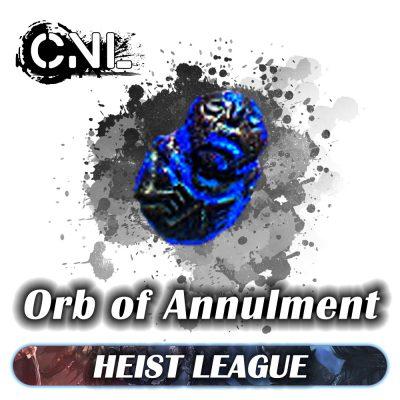 Orb of Annulment x10