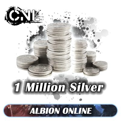 Albion Silver – (1 Million Package)