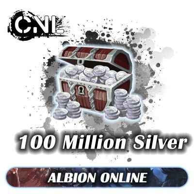 Albion Online Silver – 100 Million Silver