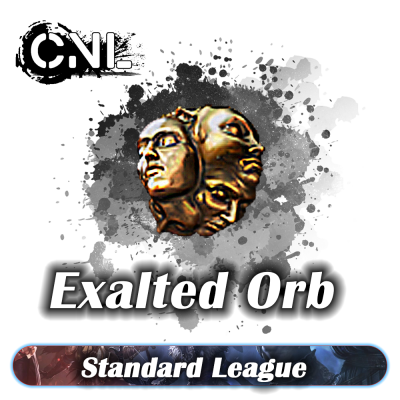 Exalted Orb x50 – Standard HC