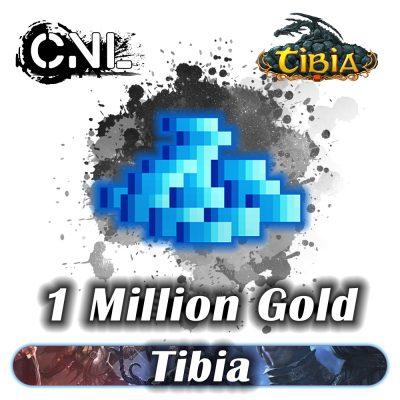 Tibia Gold – 1Mil (All Server)