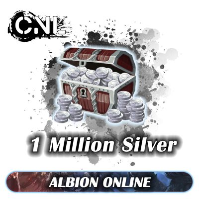 Albion Online Silver – 1 Million Silver